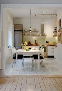 Modern Apartment Kitchen Designs Small Kitchens Decosee