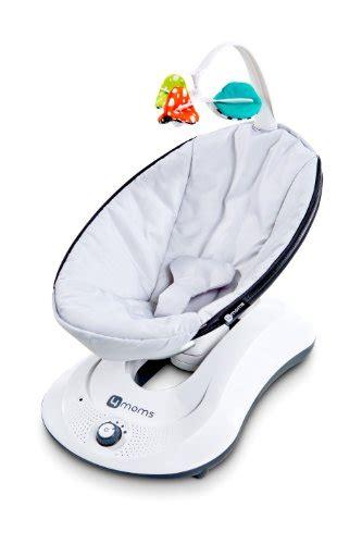 rockaroo baby swing 4moms rockaroo baby swing grey classic new in box ebay