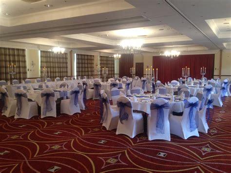 Marriot Hotel Liverpool   Wedding Venue Decoration