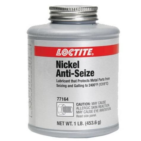 Hitemp Grease Top1 Biru loctite 77164 nickel anti seize lubricant 1lb brush top plastic jar