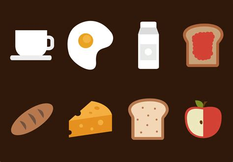 free breakfast vector download free vector art stock graphics images
