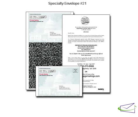 usps direct mail template specialty envelopes directmail image gallery eddm indicia