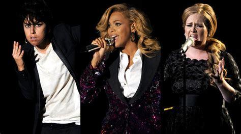 Kaos Beyonce Hitam gaga beyonce knowles dan adele guncang