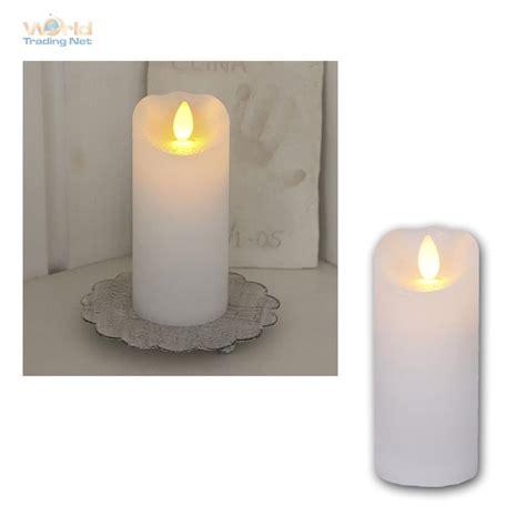 candele senza fiamma candele di cera reale con animata led fiamma senza