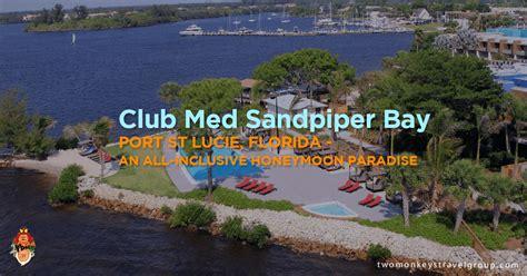club med port st club med sandpiper bay port st florida an all