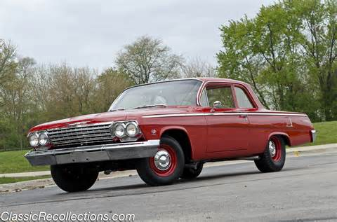 1962 chevrolet belair feature 1962 chevrolet bel air 409 classic recollections