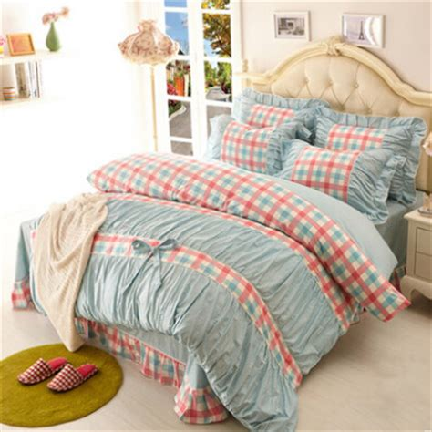 Katun Linen 150cm Buy Grosir Shabby Chic Bed Linen From China Shabby