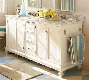 pottery barn style bathroom vanities