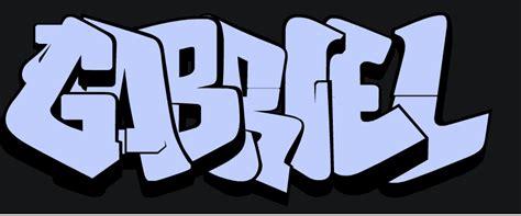 imagenes que digan gabriel graffiti gabriel imagui