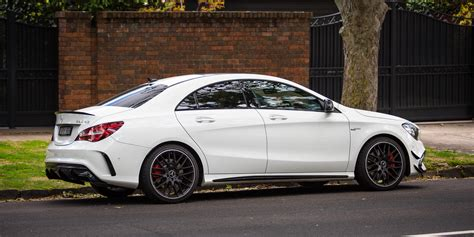car mercedes 2017 2017 mercedes amg cla45 review caradvice
