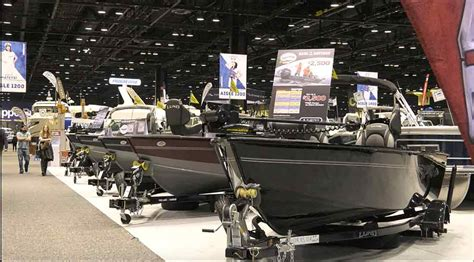 chicago boat show boat show makes a comeback medill reports chicago