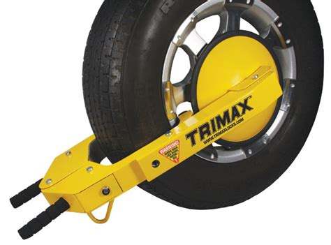 Rugged Tonneau Wheel Locks Tire Locks Wheel Chocks By Trimax