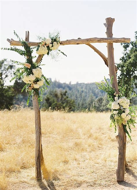 Rustic Wedding Arbor For Sale by Driftwood Arbor More For A Mountain Theme Than A