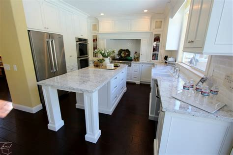 kitchen remodel with white cabinets aliso viejo white transitional u shaped kitchen remodel