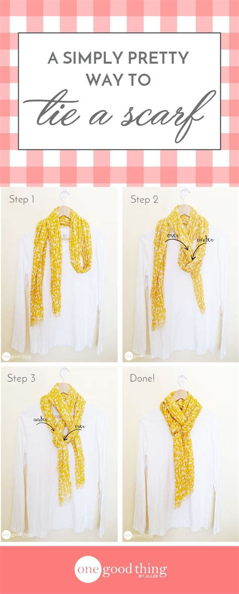 1000 ideas about ways to tie scarves on tying