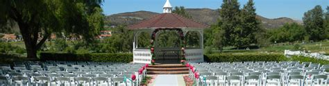 wedding locations valley ca simi valley california wedding venues and events