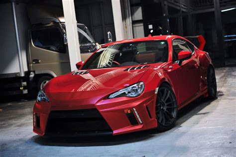 nissan frs custom frs custom kit frs custom kits