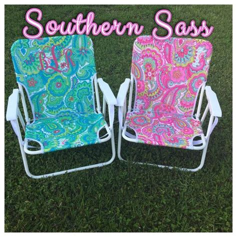 Monogram Chair by Monogrammed Chair