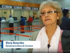 bono de invierno bonos del gobierno de chile m 225 s de 12 mil personas recibir 225 n el bono invierno en arica