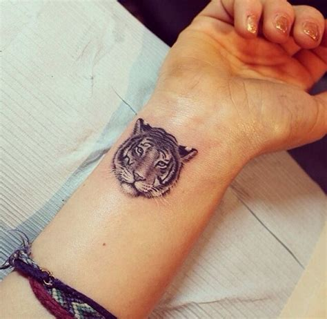 tattoo girl animal head beautiful tiger tattoo ideas best tattoo 2015 designs