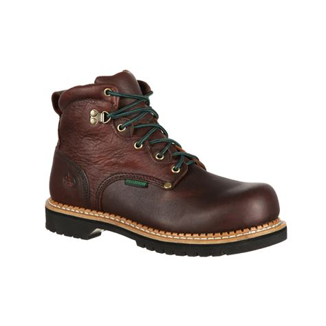 waterproof work boots for steel toe waterproof work boot gbot001