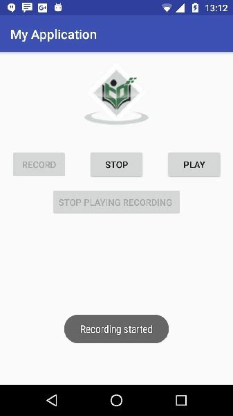 record audio android android audio capture
