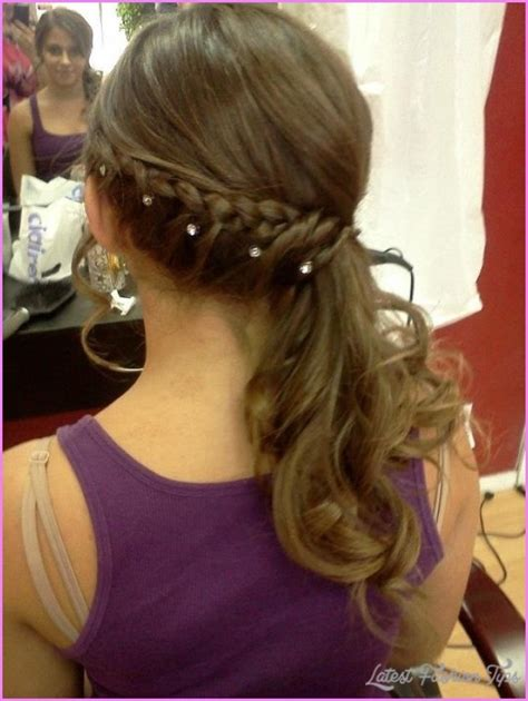 Hairstyles For School by Hairstyles For School Dances Latestfashiontips
