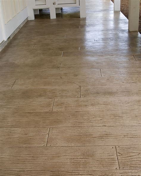 Wood Flooring On Concrete by Polished Concrete Floor Wood Effect Possible In Dublin