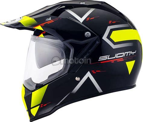 Enduro Motorradbekleidung by Suomy Mx Tourer Road Endurohelm Motoin De