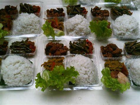 daftar menu nasi kotak murah nasikotakbuhani
