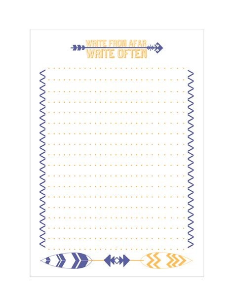 writing paper for pens diy project feather pen pal stationery kit design sponge