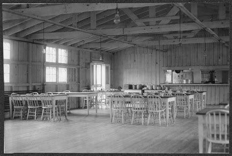Square Dining Room Tables interior dining room d c prison library of congress