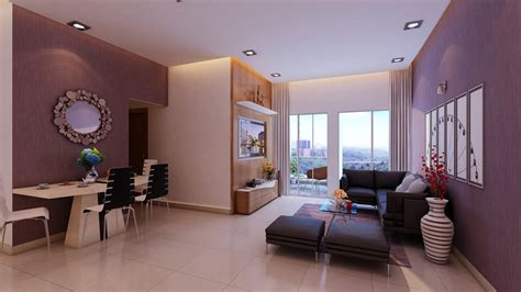 living room showcase in new area pune maharashtra india 2 bhk flats for new booking in hinjewadi pune for 46 lacs