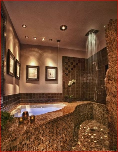 Spa Bathrooms Ideas Bathroom Designs Luxurious Showers Spa Like Bathrooms