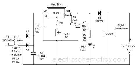Smart Fast Charger 12v 10a Baru 12v 10 battery charger circuit diagram circuit
