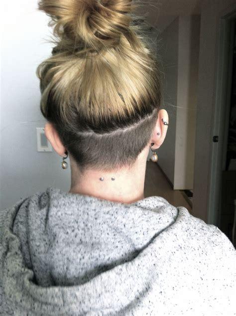 back of head womens haircuts undercut hairstyle women back of head google search