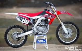 Honda Dirt Bike Photo Gallery Of 2016 Models Honda Dirt Bike Custom