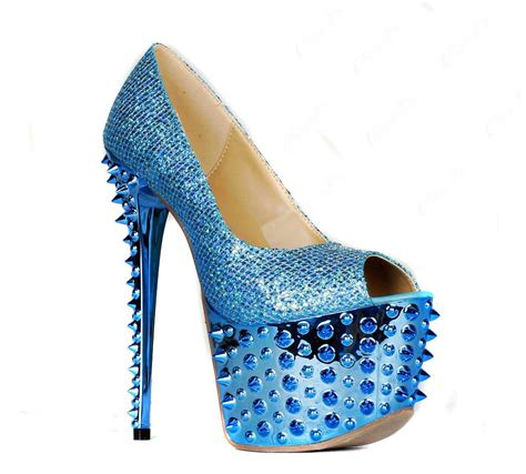 blue high heels blue high heels pumps shoespie