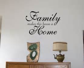 Home Wall Stickers by digiflare wall decals family home lettering wall stickers