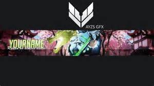 genji overwatch free banner template by ayzs on deviantart