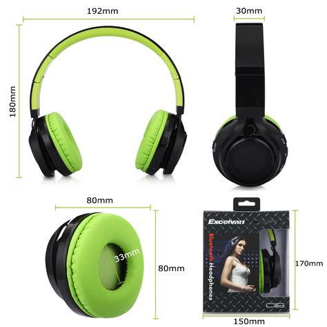 Headset Musik wireless stereo bluetooth kopfh 246 rer musik headset mp3 fm radio pc handy faltbare