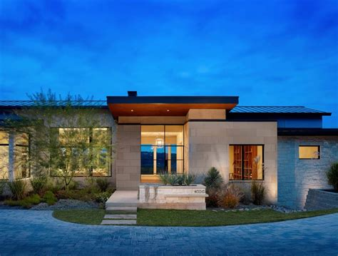 Expansive yet inviting home has sweeping texas hill country views