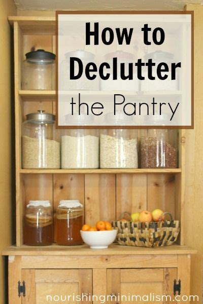 how to declutter kitchen 17 best images about organization declutter on pinterest