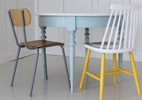 Comment Peindre Une Table En Bois 5163 by 5 Id 233 Es Pour Repeindre Une Table Joli Place