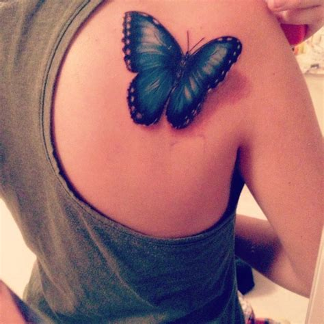best butterfly tattoo ever 43 best blue monarch butterfly tattoo arm images on