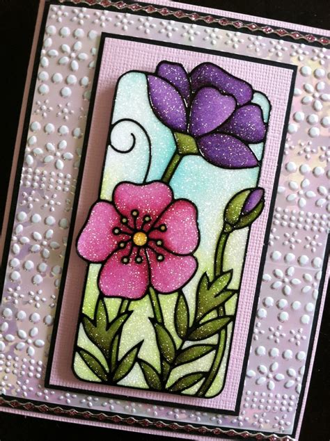 peel stickers card 65 best images about cards by elizabeth craft designs on