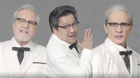 list of veteran actors in the philippines watch veteran actors audition to be kfc s first filipino