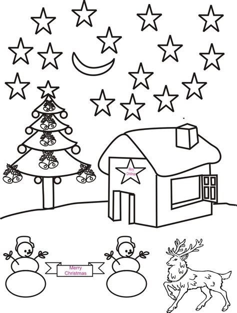 free coloring pages of scenery for