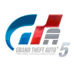 Gran Theft Auto 5 Logo by Gran Turismo Loading Screen Logo Replacer Gta5 Mods