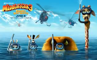 madagascar 3 2012 movie wallpapers hd wallpapers